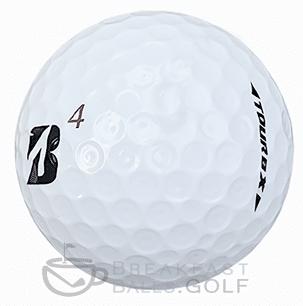 Bridgestone Tour BX Used golf balls 2 e1618256974614