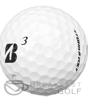 Bridgestone Tour BRX used golf balls