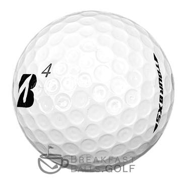 Bridgestone Tour BX Used golf balls e1618585209272