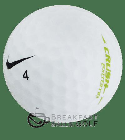 Nike Crush Extreme used golf balls breakfastballs.golf