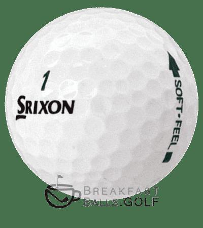 Image of Srixon soft feel used golf balls breakfastballs.golf