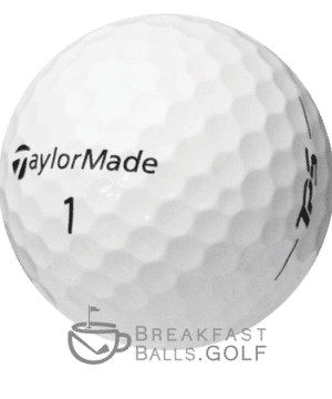 TayloreMade TP5x image of breakfastballs used golf balls