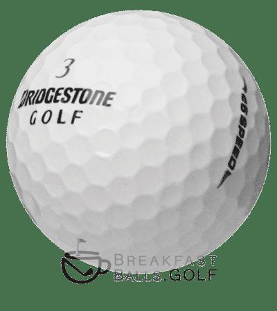 Bridgestone e6 SPEED used golf balls image