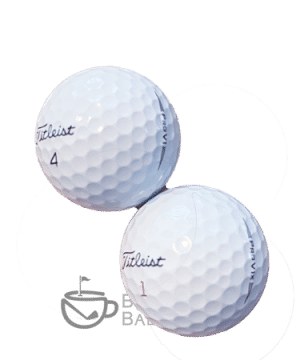 Titleist Pro V1 and Pro Vx used golf balls practice