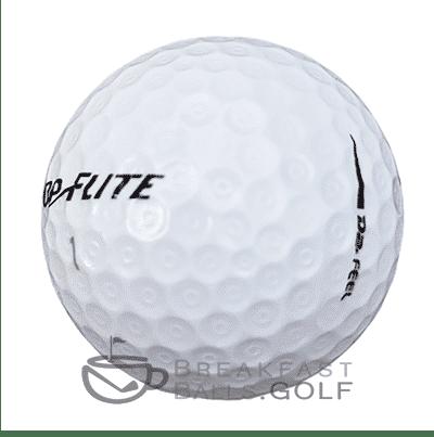 TopFlite D2Feel used golf balls