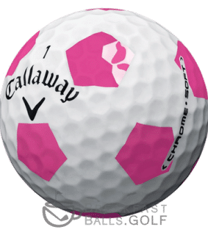 Callaway Chrome Soft Truvis Pink used golf balls 910x1024 1