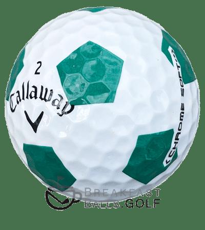 Callaway Truvis Green Used Golf Balls 1