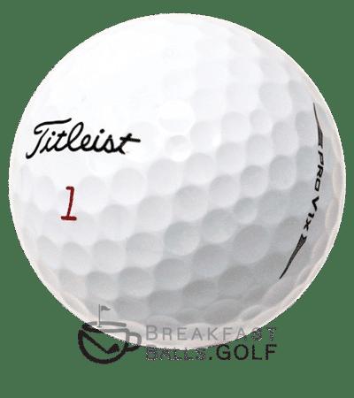 image of Titleist Pro V1x 2019 used golf balls