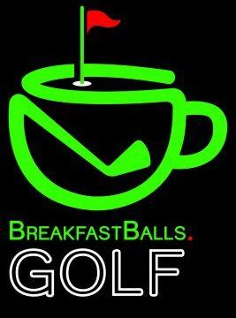 breakfast club used golf balls
