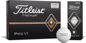 Pro V1 golf ball image