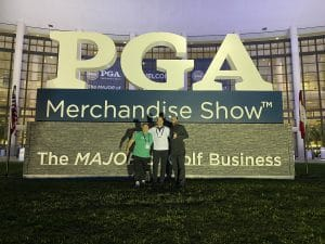 PGA Show 2020 breakfastballs