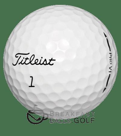 Image of Pro V1 used golf balls