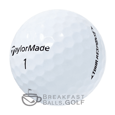 TaylorMade Tour Response Used Golf Balls