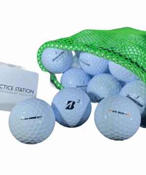 Bridgestone Tier 2 used golf balls