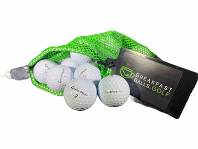Taylormade TP5 and TP5x Practice Golf Balls