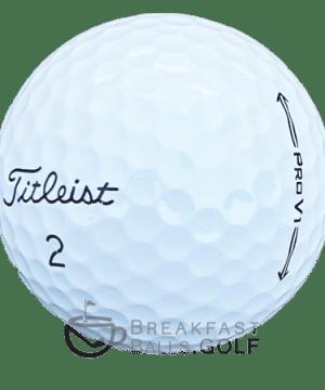 2021 Titleist Pro V1 used golf balls